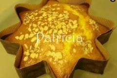 Gâteau au lait concentré et citron confit