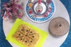 Pissaladière niçoise aux anchois