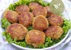 Croquettes de thon et légumes