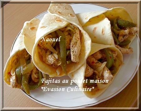 Fajitas_poulet