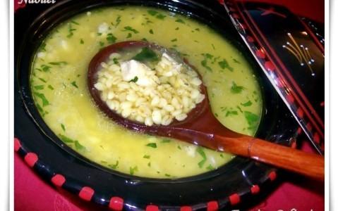 soupe-de-ble-au-poulet