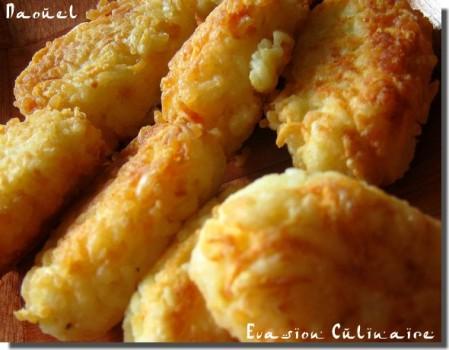 croquette riz1