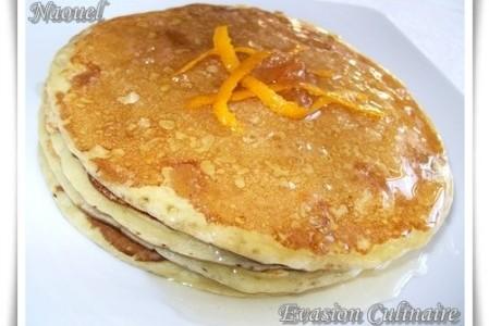 pancake-raisin