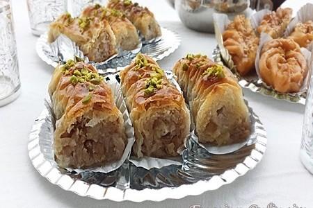 baklawa-rolls