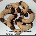Biscuits au praliné d'amandes