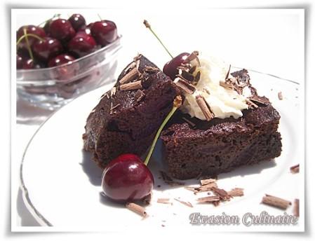 brownies-chocolat-cerise