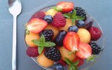 Salade de fruits estivale