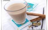 Chaï latte homemade