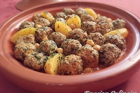 tajine-boulettes-viande-hachee