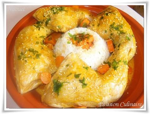 Curry de poulet la citronnelle - Poulet au curry lait de coco ...