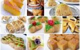 Gâteaux algeriens au miel