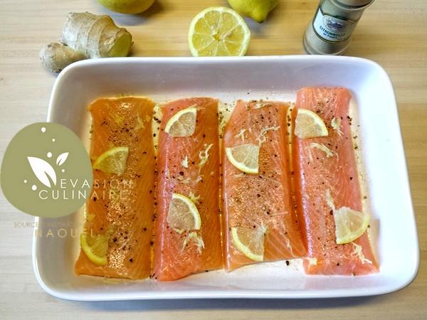 saumon-gingembre