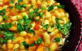 Loubia, haricots blancs en sauce {omnicuiseur}