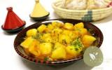 Chtitha batata – ragout de pomme de terre