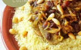 Couscous Tfaya {couscous marocain}
