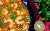 Chorba soupe aux crevettes