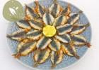 Sardines farcies à la chermoula marocaine