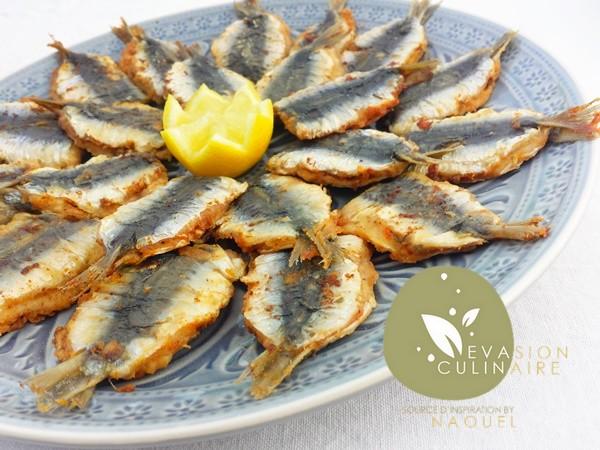 Recette sardine marocaine four - Cuisiner des filets de sardines fraiches ...
