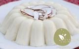 Blanc manger coco antillais