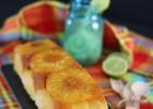 Cake à l'ananas facile