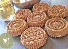 Rfiss tounsi gateau algerien aux dattes et semoule